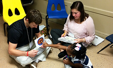 Dr. Katy Green of the University of West Georgia's College of Education has invested the past three years in the university's iCARE (Instruction of Children At Risk and with Exceptionalities) program. Throughout this time, the iCARE grant has benefited hundreds of students, both at UWG and in the surrounding communities.