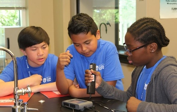 Students Showcase STEM Skills