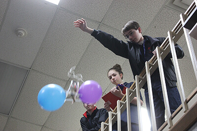 The Business of STEM: Young Minds Exercise Skills in Annual Competition