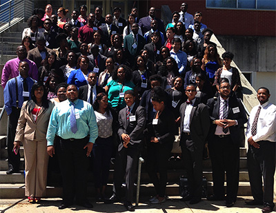 UWG Hosts Annual LSAMP Symposium