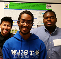 UWG Students Win Awards at GA-AL LSAMP Research Conference