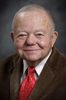 Headshot of Dr. Bob Powell, who will retire from the University of West Georgia this year after 50 years of teaching.