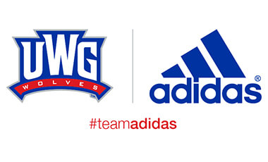 The University of West Georgia and The Athletic Shop announced today an agreement in which adidas will become the exclusive supplier of UWG's athletics uniforms, apparel, footwear and accessories for the Wolves' 13 varsity sports programs. UWG will debut its new look next fall for the 2018-19 athletic year.
