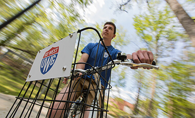 With fresh bike lanes and a role in Carrollton's bike share program, the University of West Georgia has been named a bike-friendly university by the League of American Bicyclists.