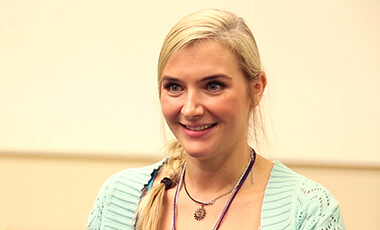University of West Georgia alumna and motivational speaker Aimee Copeland returns to her alma mater on July 25 to deliver the keynote address at summer commencement. She is set to share with the graduates her amazing story, and it is nothing short of miraculous.