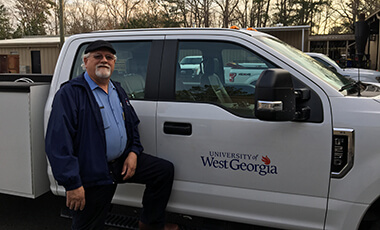 If you've heard your name or the name of a loved one called out at a University of West Georgia Commencement ceremony over the past three decades, chances are Danny Johnson had something to do with that.