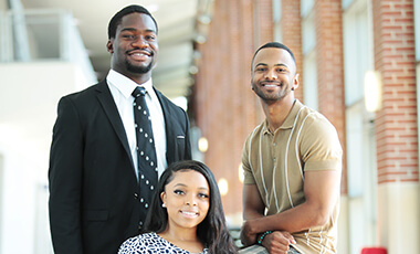 Finding employment after graduation can be difficult, but it may have just gotten a little easier for three University of West Georgia students.