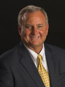 Photo of Southwire CEO Rich Stinson, who will be the University of West Georgia's keynote speaker for fall graduation.