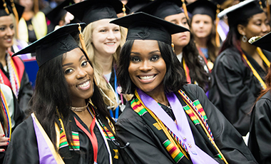 The University of West Georgia will close another successful fall semester with commencement ceremonies Saturday, Dec. 14. Interim President Dr. Micheal Crafton will confer approximately 638 undergraduate degrees and 281 graduate degrees at 9 a.m. and 2 p.m. in the Coliseum.