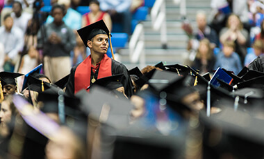 The University of West Georgia conferred over 500 graduates during summer commencement on Tuesday, July 25. Congratulations to all grads!