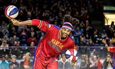 The Harlem Globetrotters, known for their one-of-a-kind family entertainment, will bring their 2018 World Tour to The Coliseum at the University of West Georgia on Friday, March 2, at 7 p.m. to take on their long-time adversaries, the Washington Generals.