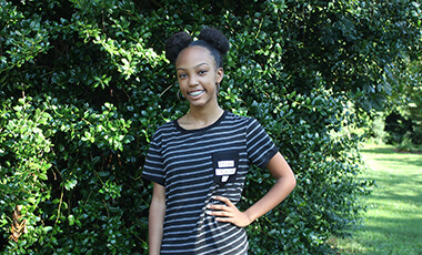 Just like her friends, 13-year-old Kimora Hudson will be purchasing school supplies to prepare for the upcoming school year. However, it won't be high school that she is looking forward to attending. Instead, Kimora will be the youngest student enrolled for the fall 2017 semester at the University of West Georgia.