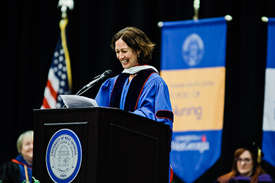 UWG | Visionary Laura Richards receives honorary UWG degree