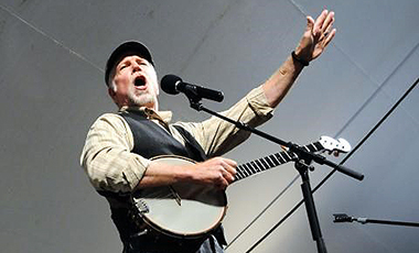 The Townsend Center for Performing Arts is proud to welcome Grammy nominated folksinger and virtuoso instrumentalist John McCutcheon for a performance on Saturday night, February 21 at 7:30 p.m.