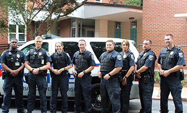 With the University of West Georgia set to welcome the annual migration of students back to the campus this fall, the university is doing all in its power to protect its students and faculty. This year, that promise for security starts with the hiring of four new university police officers.