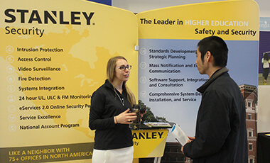 With personal and campus security emerging as a topic of conversation among students and residents in college towns across the country, the University of West Georgia and Stanley Black and Decker are joining forces for their second safety summit and career event Sept. 8-9.