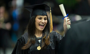 The University of West Georgia will close out the 2018-19 academic year with its spring commencement on Thursday, May 9.