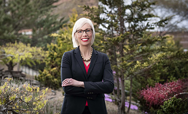 UWG announced the appointment of Dr. Meredith N. Brunen as vice president of University Advancement and chief executive officer of the UWG Foundations, effective April 13.