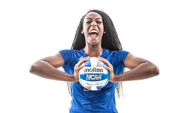 Autumn Burnette has learned a lot about volleyball as a University of West Georgia student-athlete. She's learned how to better attack the ball, how to focus on the task at hand and how to block her opponents' scoring opportunities. But all those techniques and best practices pale in comparison to what she's learned about herself.