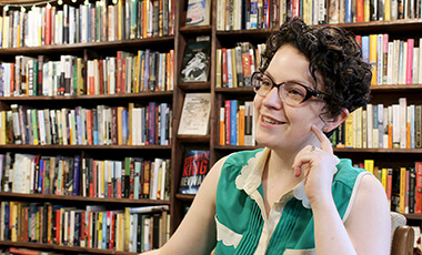 University of West Georgia alumna Megan Bell has a love for books that has continued to grow and flourish over the years. As a result, she is now the co-owner of two independent bookstores.
