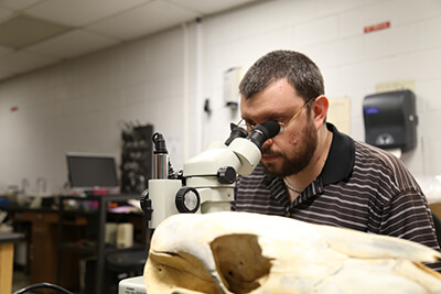 Blazing His Own Trail: Nontraditional Student Thrives at UWG