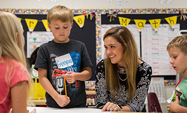 The Department of Early Childhood Education (ECED) at the University of West Georgia has won the 2018 Regents' Teaching Excellence Award for Departments and Programs. The University System of Georgia Board of Regents award recognizes excellence in a department that displays strong commitment to teaching and student success.
