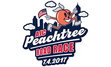 Every Independence Day, thousands of runners and supporters gather in Atlanta for the world's largest 10K—the AJC Peachtree Road Race. The day is known for high energy, high temperatures, and high anticipation surrounding the reveal of the annual Peachtree Road Race T-shirt. This year's T-shirt could be designed by University of West Georgia alumnus Kevin Benton.
