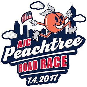 Vote for UWG: Alum Lands Top Spots in Peachtree Road Race T-shirt Contest