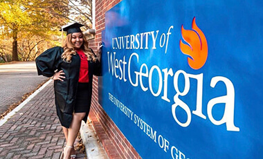 Taking her hard work and dedication to a new level, Neriah Ethridge, a 2018 graduate from the University of West Georgia, paved the way for her career using resources provided her in her UWG experience. Etheridge is now part of the iHeart Radio team in Atlanta, following her dream of working in radio and digital media.