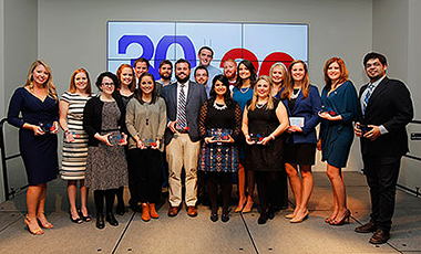 The University of West Georgia Alumni Association is proud to announce the 2015 class of 30 Under 30. From pharmacists and counselors to international business owners and educators, this list represents the brightest and most ambitious UWG graduates under the age of 30.