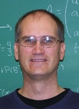 Photo of Scott Sykes, Ph.D.