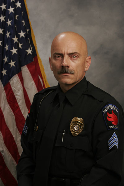 Sgt. Reinhold Dorberth