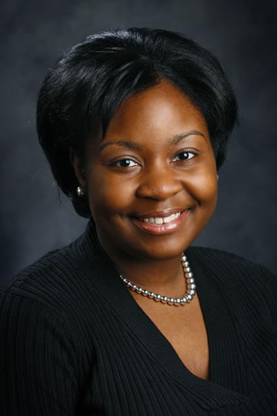 Photo of LaDonia Patterson, MSN, RN, CNE