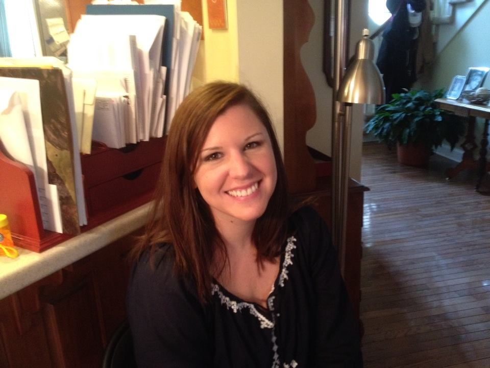 Photo of Erin Duckett, BS, MS