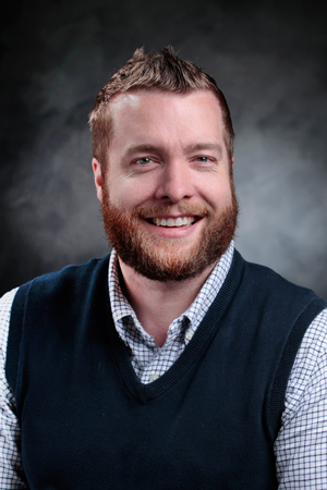 Photo of Ryan Bronkema, Ph.D.