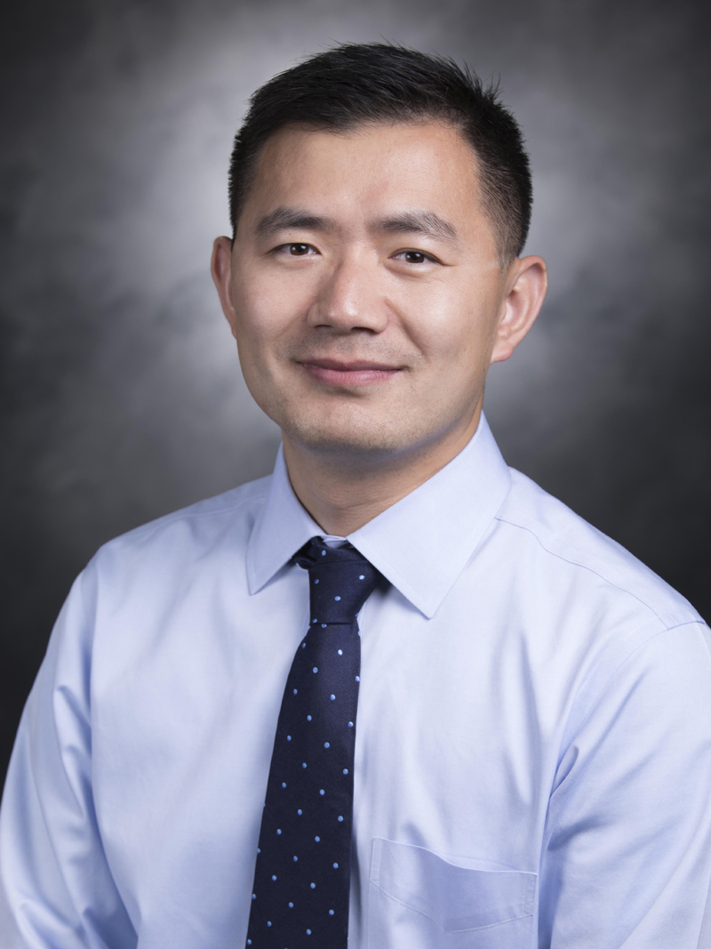 Photo of Jerred Junqi Wang, Ph.D.