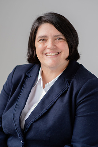 Photo of Sarah Jones, Ph.D.