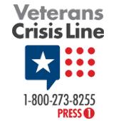 Veteran Crisis Line 18002738255