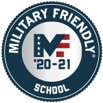 Military Friendly School 2020 - 2021