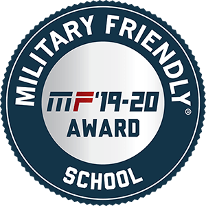 Military Friendly School 2019 - 2020