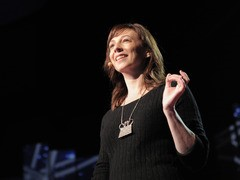 Susan Cain speaking