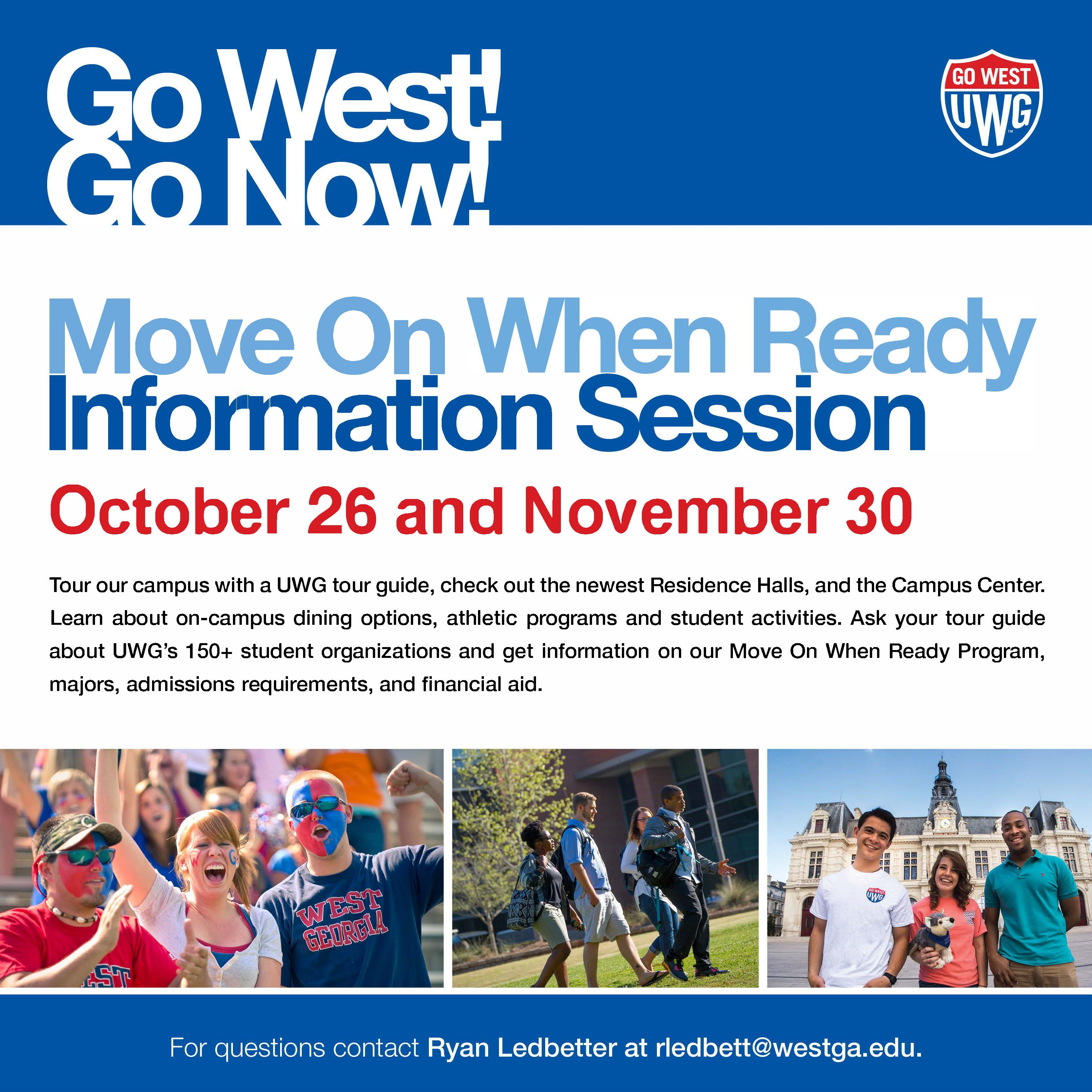 MOWR Information Session