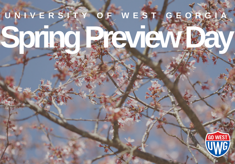 UWG Spring Preview Day