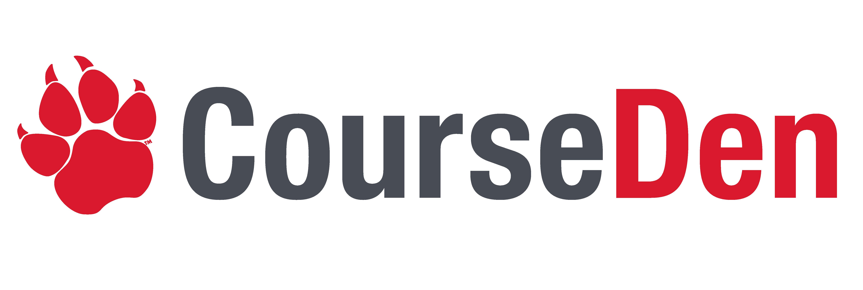 CourseDen logo