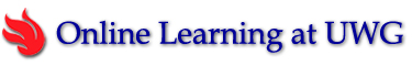 Online Learning at UWG